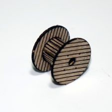 WOODEN REEL SET 0.63″/ 16MM DIAMETER