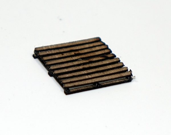 HO Scale pallets
