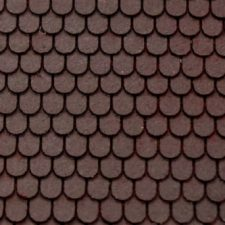 ROOF SHINGLES- ROUND