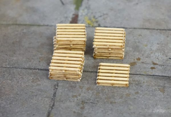 HO Scale Pallets 36 x 36
