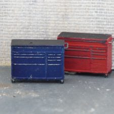 TOOL CABINET- LARGE
